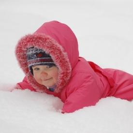 прогулки на свежем воздухе с малышем