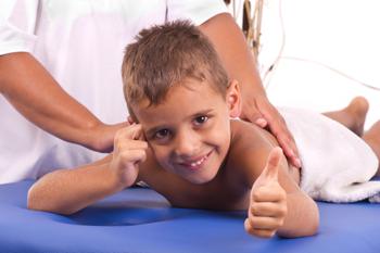 Точечный массаж для детей отзывы