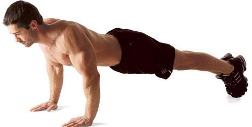 Как накачать мышцы?