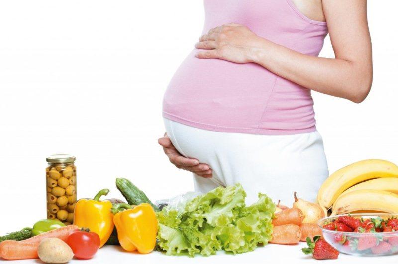 Рацион питания при беременности