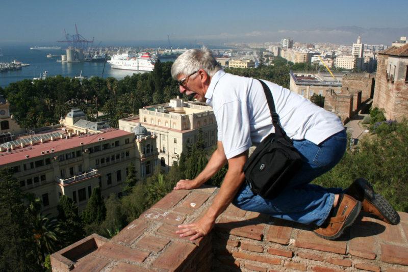 Страх высоты как преодолеть