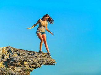 Акрофобия или боязнь высоты как преодолеть