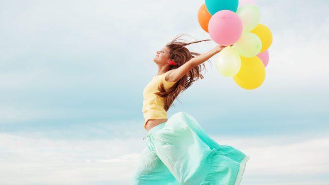Быть счастливым просто