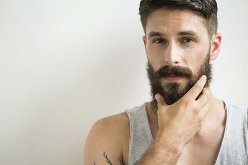 Как отрастить густую бороду : несколько советов