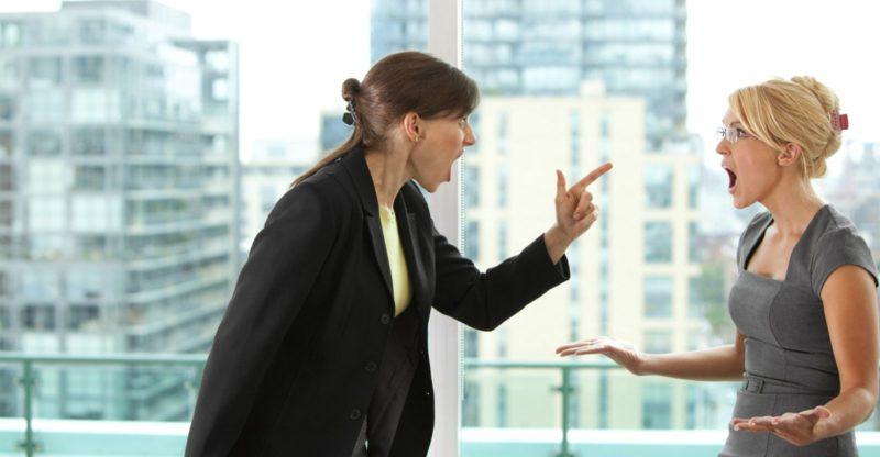 Польза женской истерики