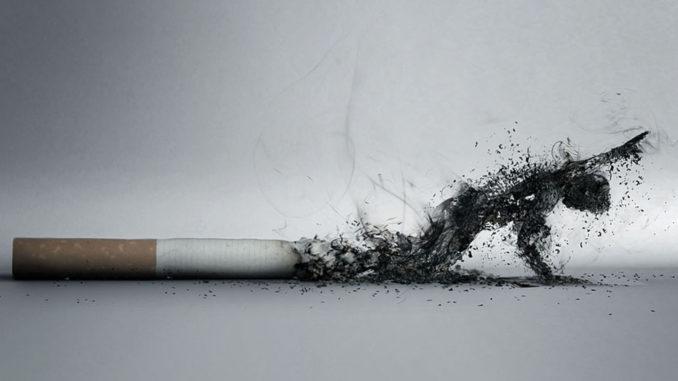 влияние табачного дыма на органы дыхания