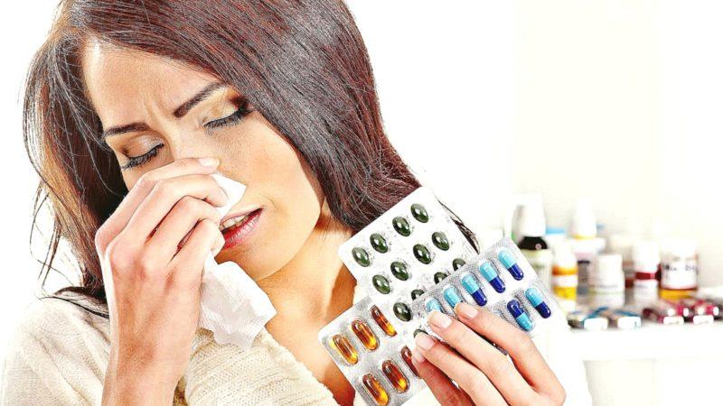 Как лечить аллергию? Симптомы, профилактика, осложнения