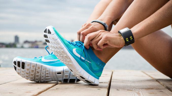 обувь для занятия спортом