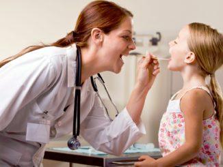 Лечение ларингита у детей