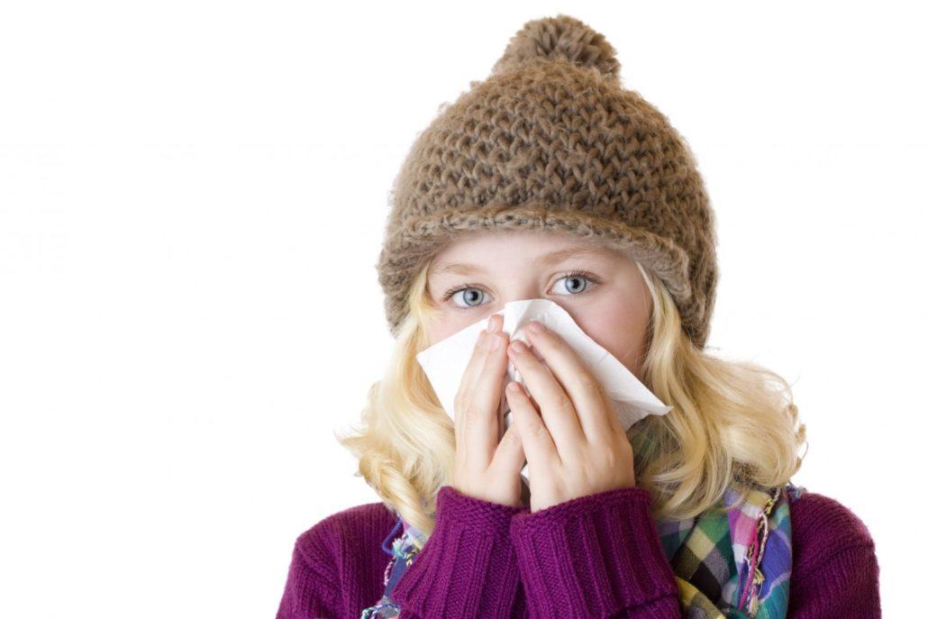 лекарство от простуды для детей