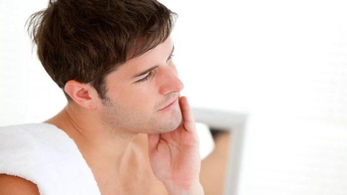 Причины сухости кожи у мужчин