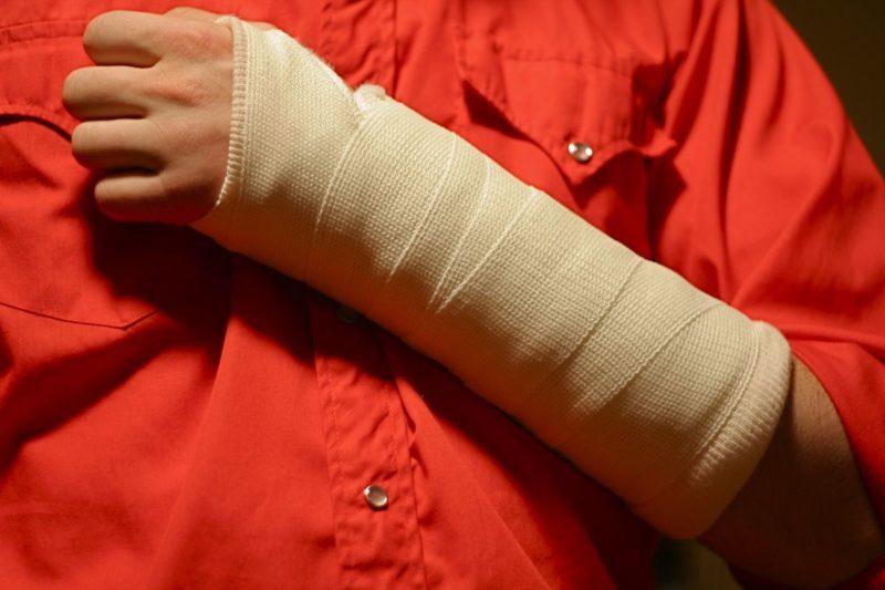 восстановление после перелома руки