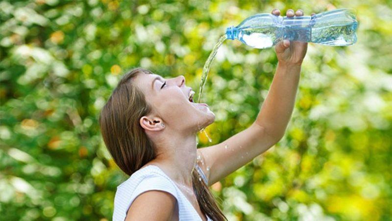 как утолить жажду