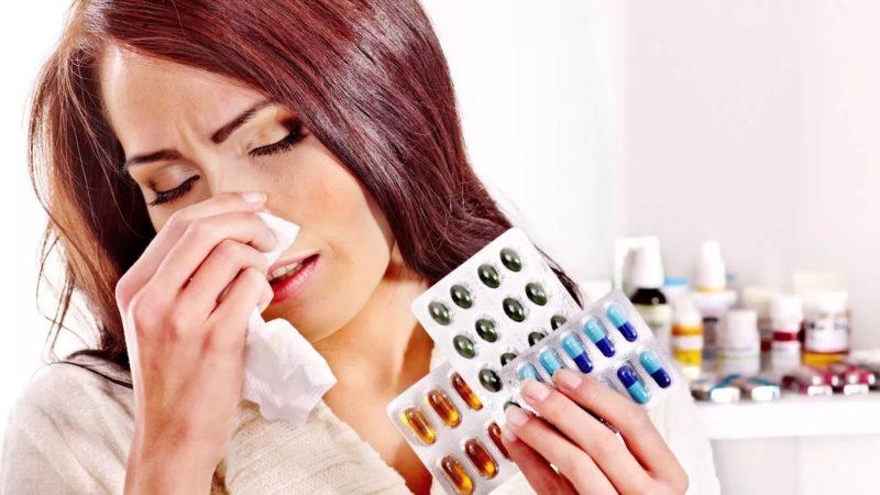 Стоит ли пить витамины при аллергии