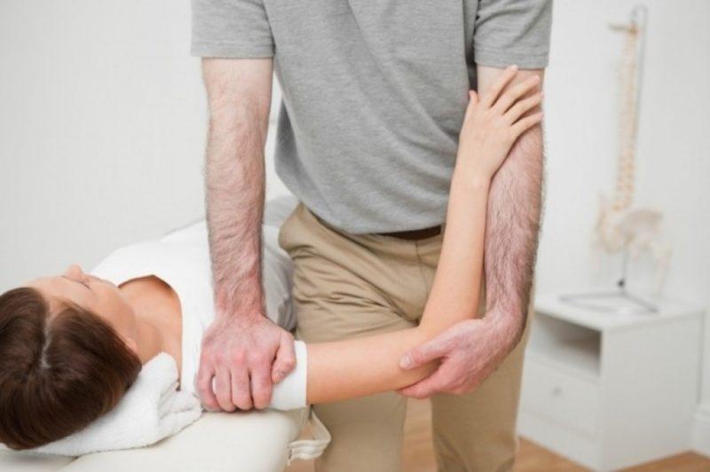Как в домашних условиях лечить плечелопаточный периартрит 518