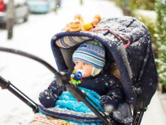 прогулки новорожденного в первый месяц