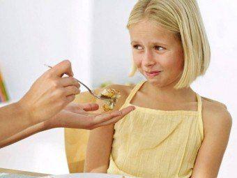 Отвращение к пище