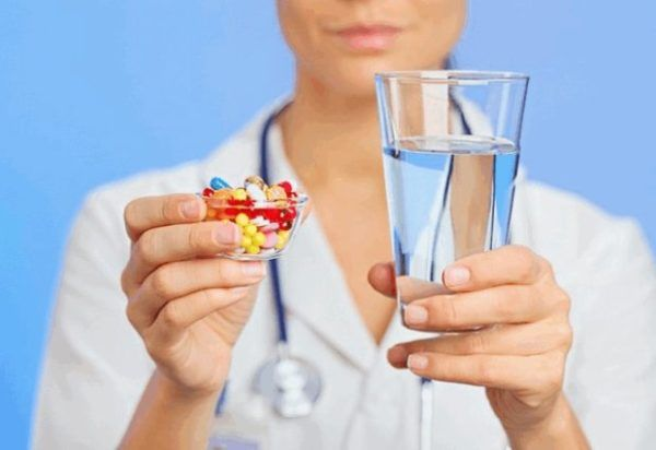 Таблетки при отравлениях