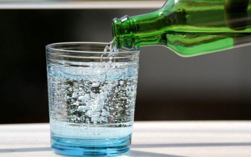 Минеральная вода при оксалатах