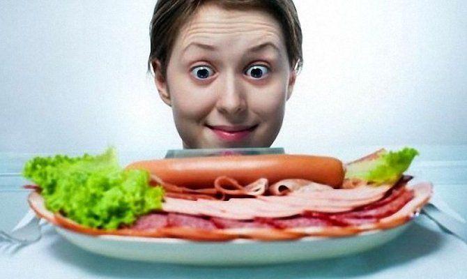 Голод после еды