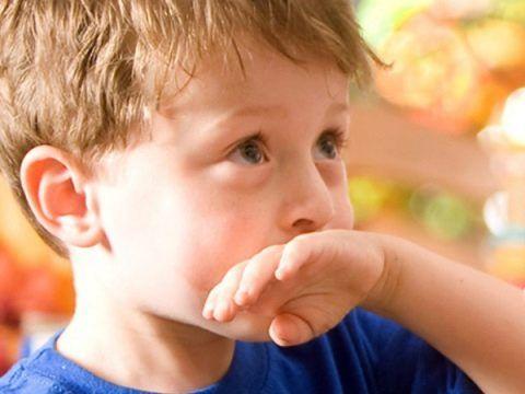 Ребенок рвет после еды