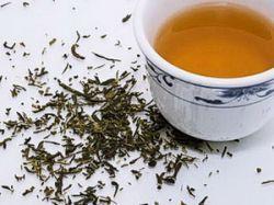 Зеленый чай и почки