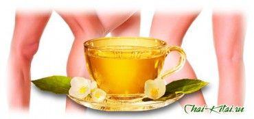 Зеленый чай при варикозе