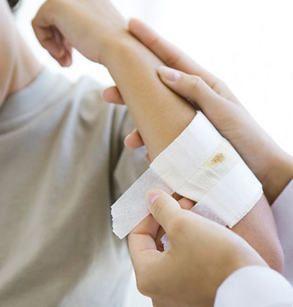 Что делать если гноится рана