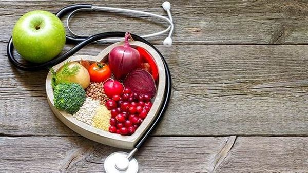 Фрукты и овощи при гипертонии
