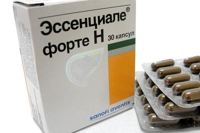 Хофитол при повышенном билирубине