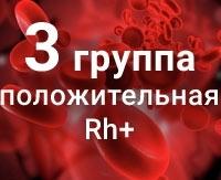 Характер по группе крови 3 мужчина