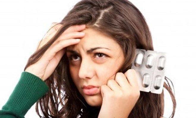Шипучие таблетки от головной боли