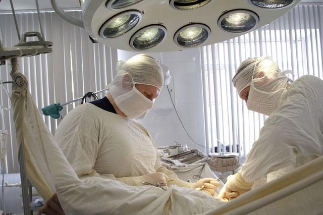 Чистка сонной артерии операция