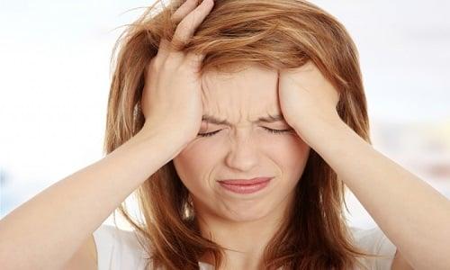 4 Дня болит голова и не проходит