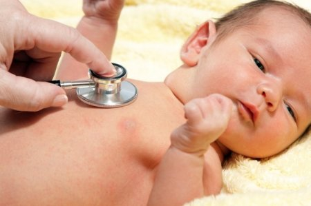 Шумы в сердце у ребенка 1 год